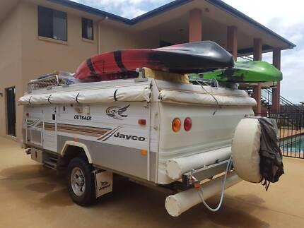 Popular Jayco Eagle Outback 2006  18500 00 Negotiable Jayco Eagle Outback