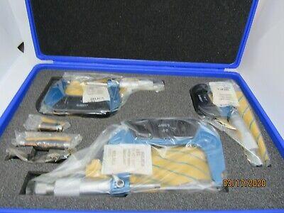 0-3 Micrometer Set 16005