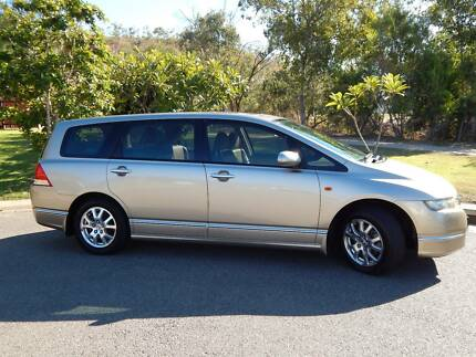 2006 Honda Odyssey (7 Seat) Other Heatley Townsville City Preview