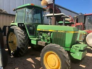 John Deer 4040M Row-Crop Tractor - #504407 Garbutt Townsville City Preview