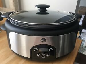 Moving sale - large slow cooker
