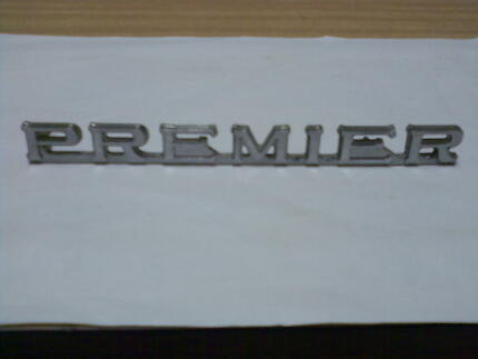 HOLDEN PREMIER BADGE Forbes Forbes Area Preview