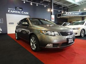 2012 Kia Forte5 2.4L SX / 6 SPEED / SUNROOF
