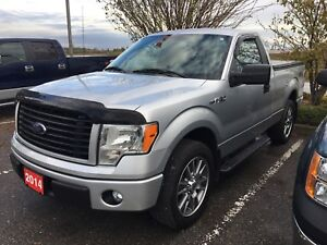 2014 Ford F-150 XL Sport 6-ft. Bed 2WD