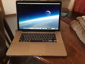 Apple 15 inch Mac Book Pro Mount Gambier Grant Area Preview