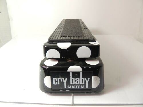 Dunlop BG-95 Buddy Guy BG95 Signature CryBaby Custom Wah Effects Pedal