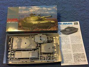 HASEGAWA N. 31135 MT35 - ABRAMS M1E1 -1/72 - Italia - HASEGAWA N. 31135 MT35 - ABRAMS M1E1 -1/72 - Italia