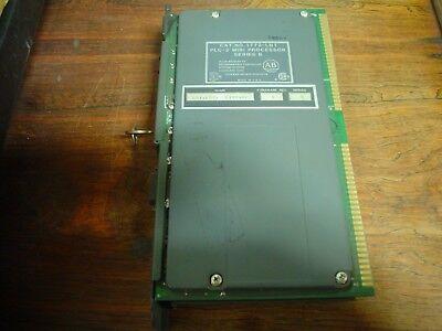Allen Bradley 1772-ln1 Series B Firmware Rev 1 Plc-2 Mini Processor - Used