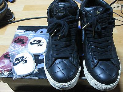 Nike Blazer SB Supreme Blazer Black Sz 9.5
