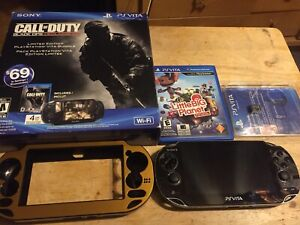 Ps Vita With Charger | Buy, Sell, Find Great Deals on Sony
