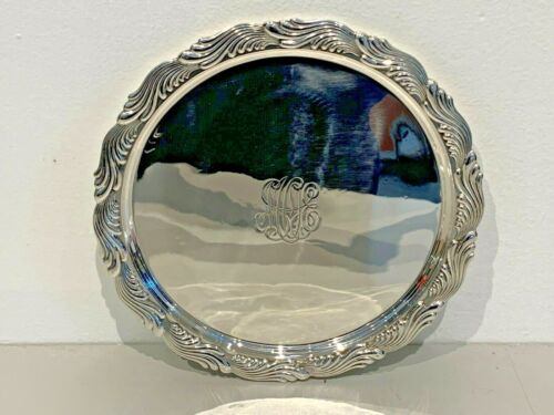 Wave Edge by Tiffany & Co. Sterling Round Platter 10in