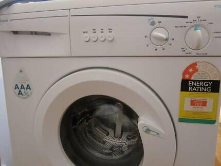 free whirlpool washing machine parts minus the drum