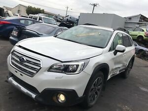 Wrecking Subaru Outback 2015 , wagon , parts and panel for sell West Footscray Maribyrnong Area Preview