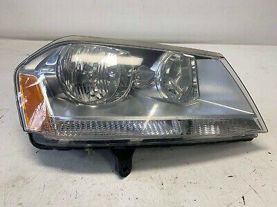 2008-2014 OEM Dodge Avenger passenger side right hand halogen headlight