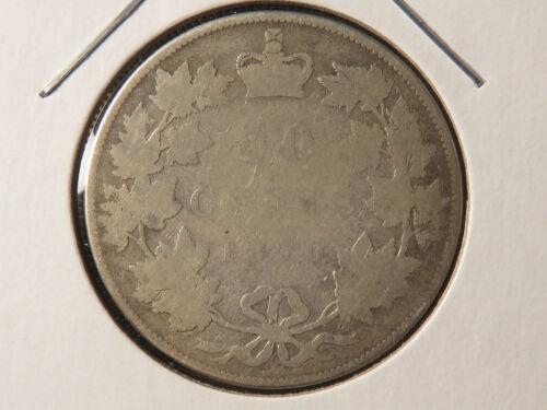 1870 LCW Canada Half