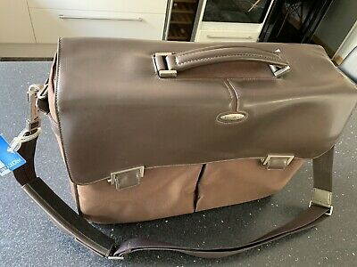 Samsonite Briefcase laptop messenger bag