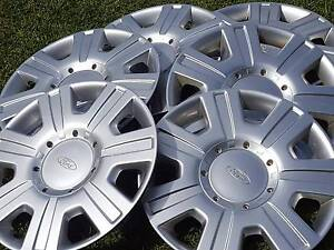 Ford wheel covers/hubcaps Lorn Maitland Area Preview