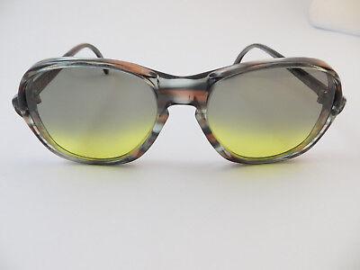 Vintage  Sunglasses  Frame Canada  60's-70's Multi Color  NEW  Fashion Fade Tint