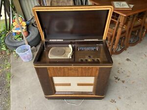 Phillips Radiogram Record Player Vintage Stereo Systems Gumtree Australia Adelaide Hills Aldgate 1257799679