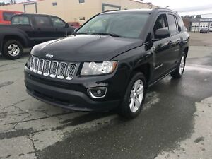 Jeep Compass High Altitude 4X4  CUIR TOIT