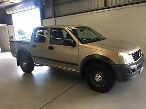 2004 Holden Rodeo DUAL CAB V6 Ute Belmont Belmont Area Preview