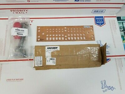 Harger Wireless Solutions 14x4x14 Copper Ground Bar Kit Hglb-0414-is Brand New
