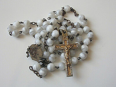 1819/3   old Superb Rosary glass           N°3