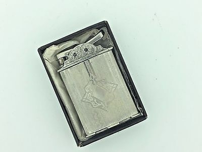 NICE EARLY Evans Automatic Pocket Lighter in Box- No Reserve!