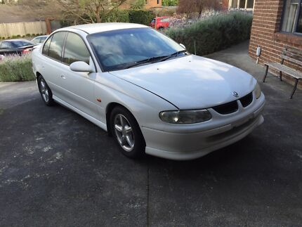 1997 Holden VT commodore s pack 5spd manual Rowville Knox Area Preview