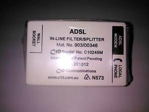 ADSL In-Line Filter/Splitter Willetton Canning Area Preview