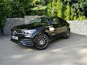 Mercedes-Benz GLE 400 d 4m Coupe AMG*PANO*360*HUD*AHK*Keyless