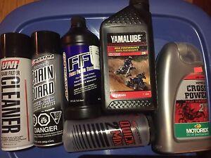 MX Maintenance Oils
