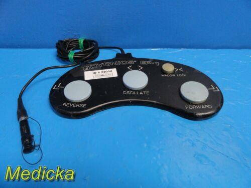 Smith & Nehew DYONICS 7205399 EP-1 Foot-Switch ~ 22054