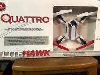 Quattro Lite hawk drone