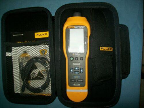 Fluke 805 FC Vibration Meter Large High Resolution Screen 1000 Hz 500g peak