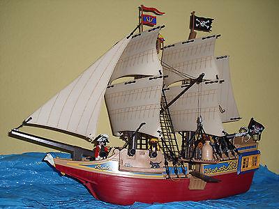 Ersatzteile & Zubehör 4290 Großes Piraten-Tarnschiff / Beuteschiff / Flaggschiff ()