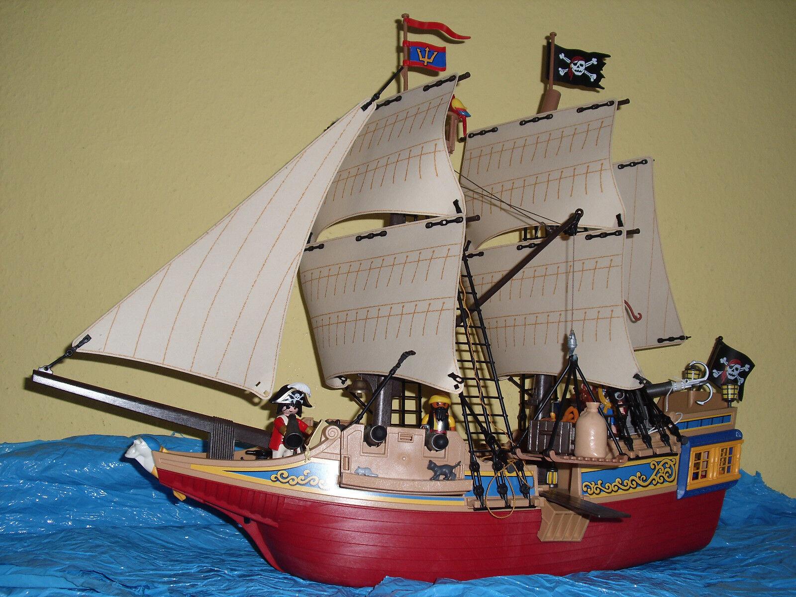 playmobil piratenschiff 3550