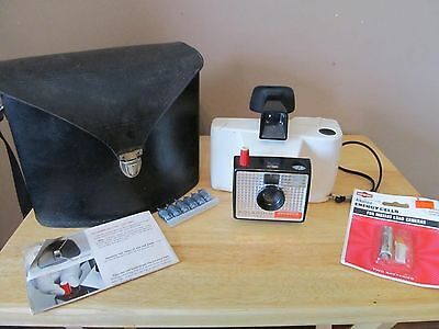 Instant camera Vintage Polaroid Swinger Model