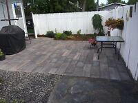 Patio installer Wanted