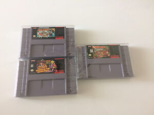Lot super nintendo