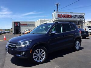 2014 Volkswagen Tiguan 2.0TSI 4MOTION - PANO ROOF - LEATHER