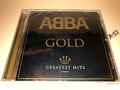 ABBA GOLD 19 Greatest Hits CD Waterloo Mamma Mia Name o Game Gimme Dancing Queen