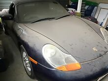 1997 Porsche Boxster Coupe Spring Hill Brisbane North East Preview