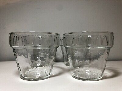 Vintage McDonald's glass mugs