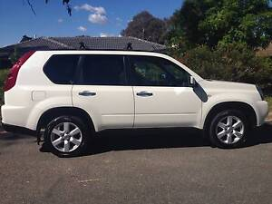 PRICED TO SELL 2010 Nissan X-trail turbo-diesel Aranda Belconnen Area Preview