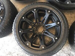 "20"" 4x4 rims Wellard Kwinana Area Preview"