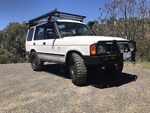Land Rover discovery 1 v8 Sunbury Hume Area Preview