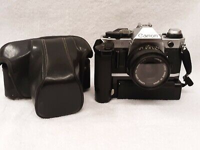 Canon AE-1 Program 35mm Film Manual Camera with 28mm Lens 60942-1H