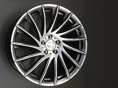 19 zoll felgen f r mercedes clk w208 coupe cabrio. Black Bedroom Furniture Sets. Home Design Ideas