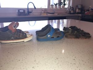 Sz8 boys shoes